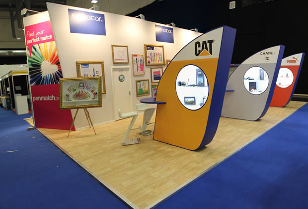 Custom Exhibition Stand Up : Exhibition stand gallery uk contractor