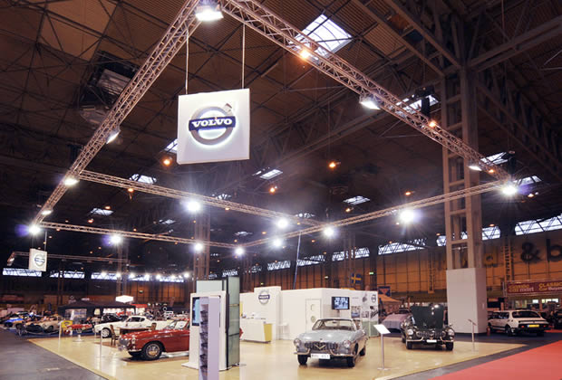 Volvo Exhibition Stand : Exhibition stand gallery uk contractor